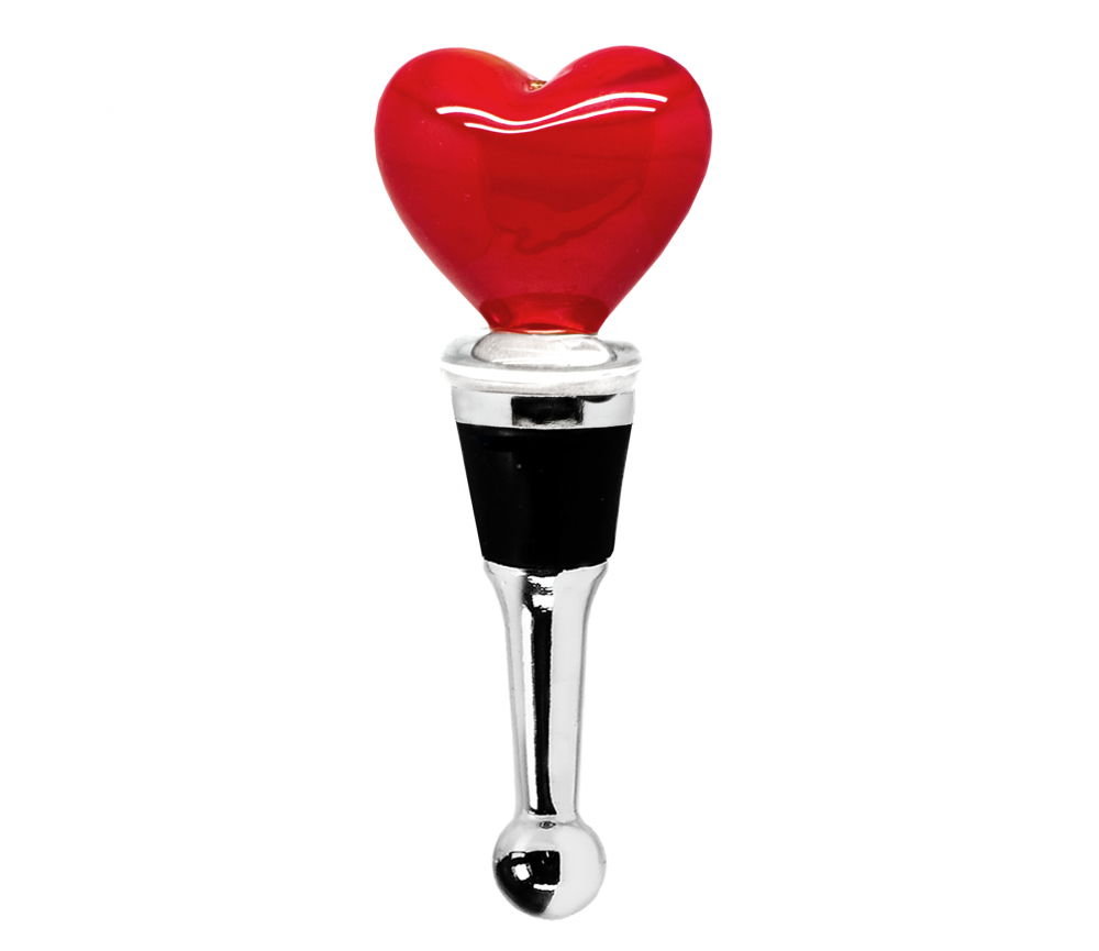 Flaschenverschluss Herz