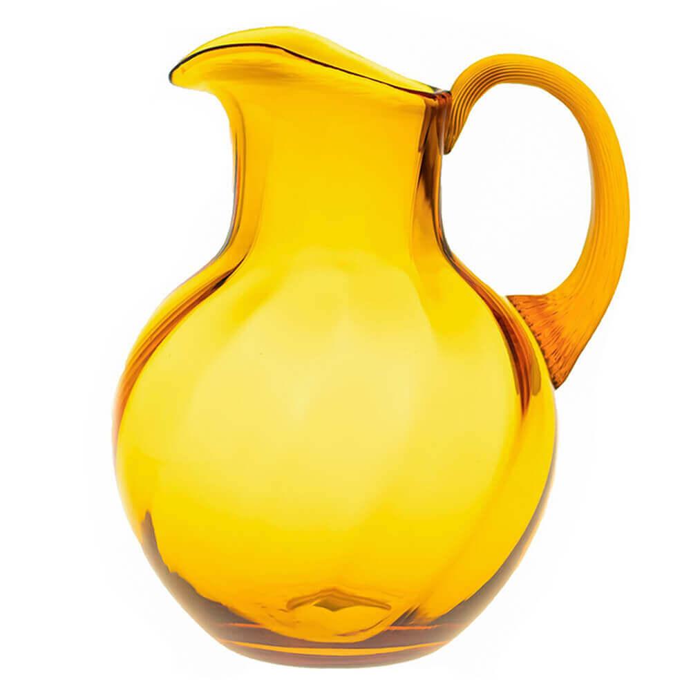 Amberglas