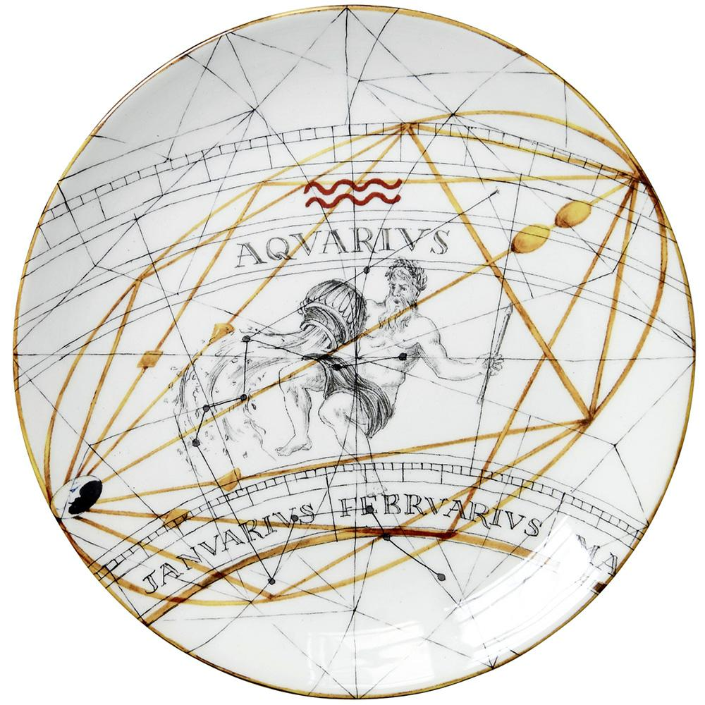 Presentation-plates-the-golden-sky calendar- Aquarius