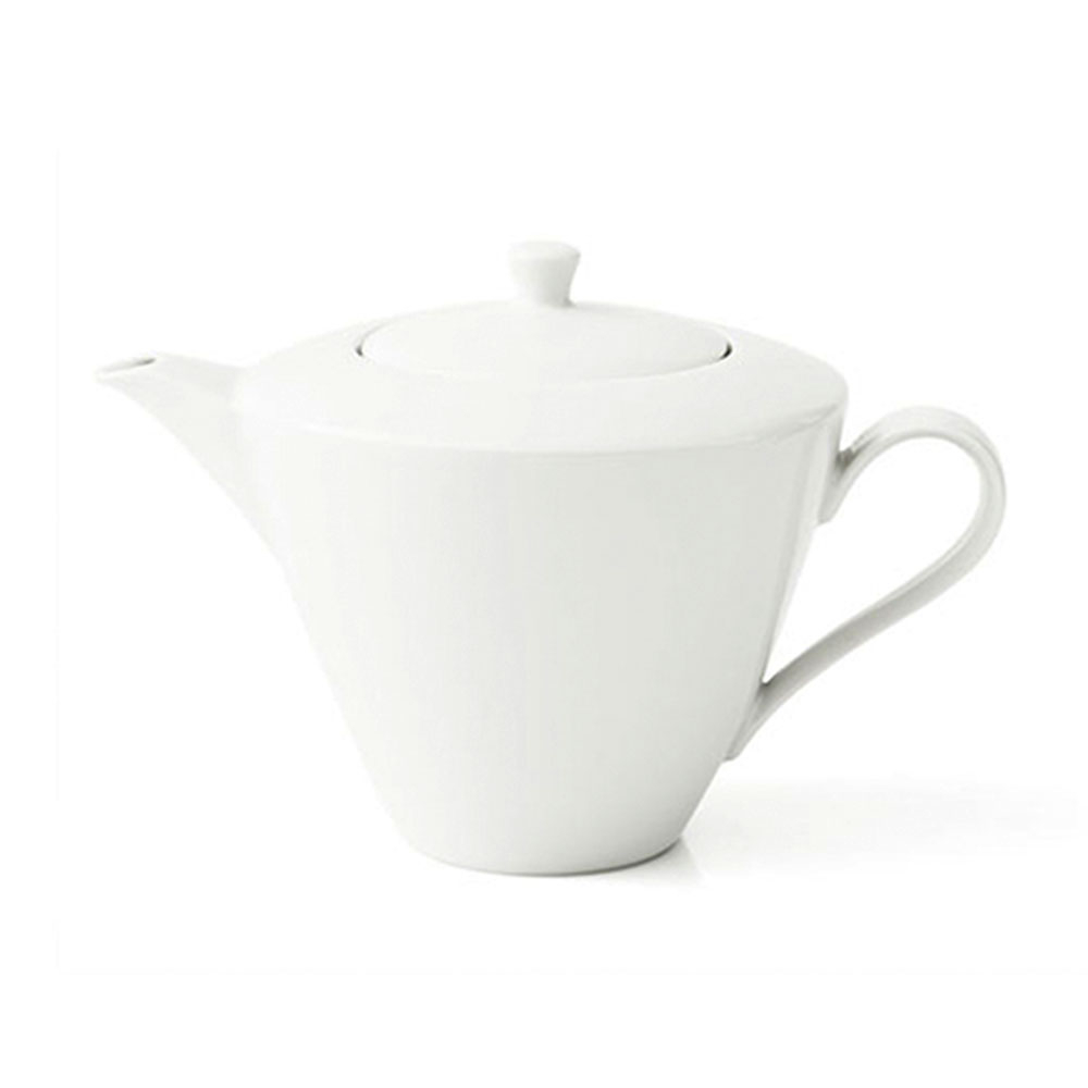 "Coffee pot ""Cosmopolitan"" white"