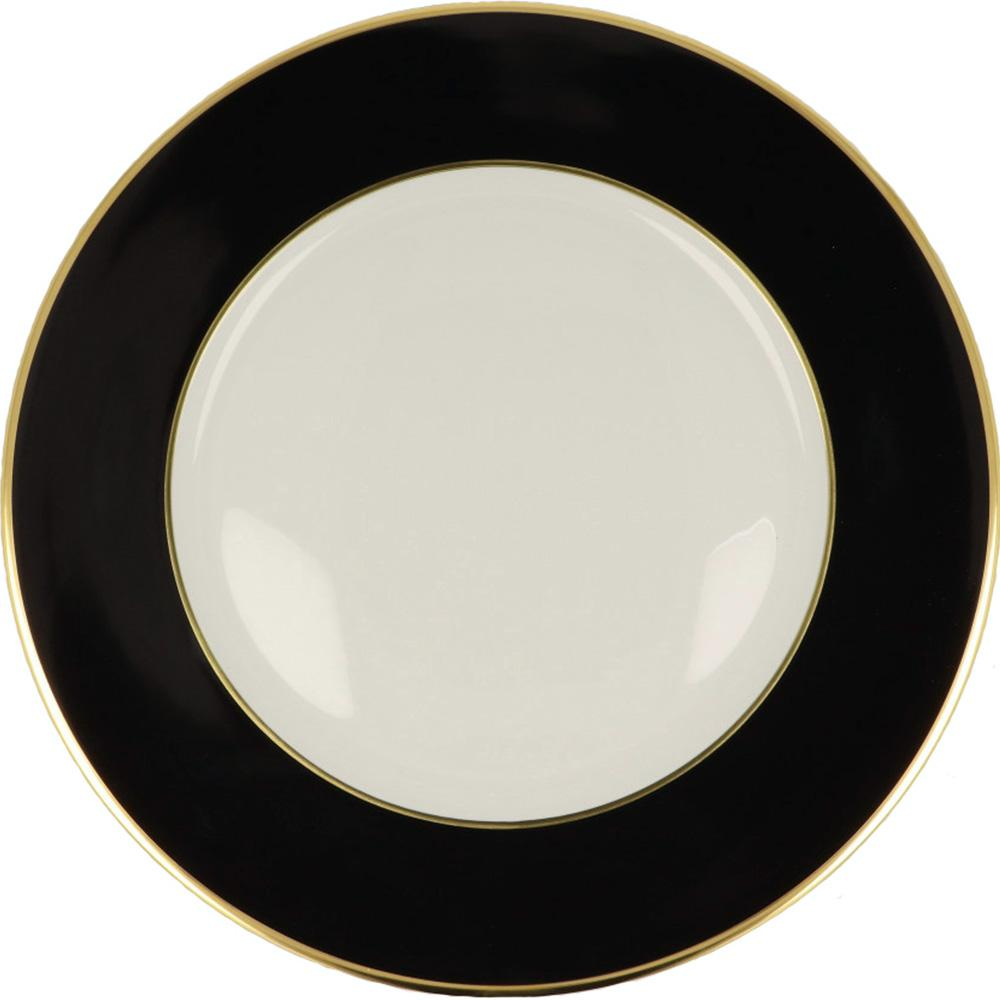 """Multicolore with Gold"" presentation plate Imperial"
