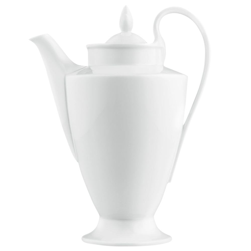 "Coffee pot ""Empire"" white"