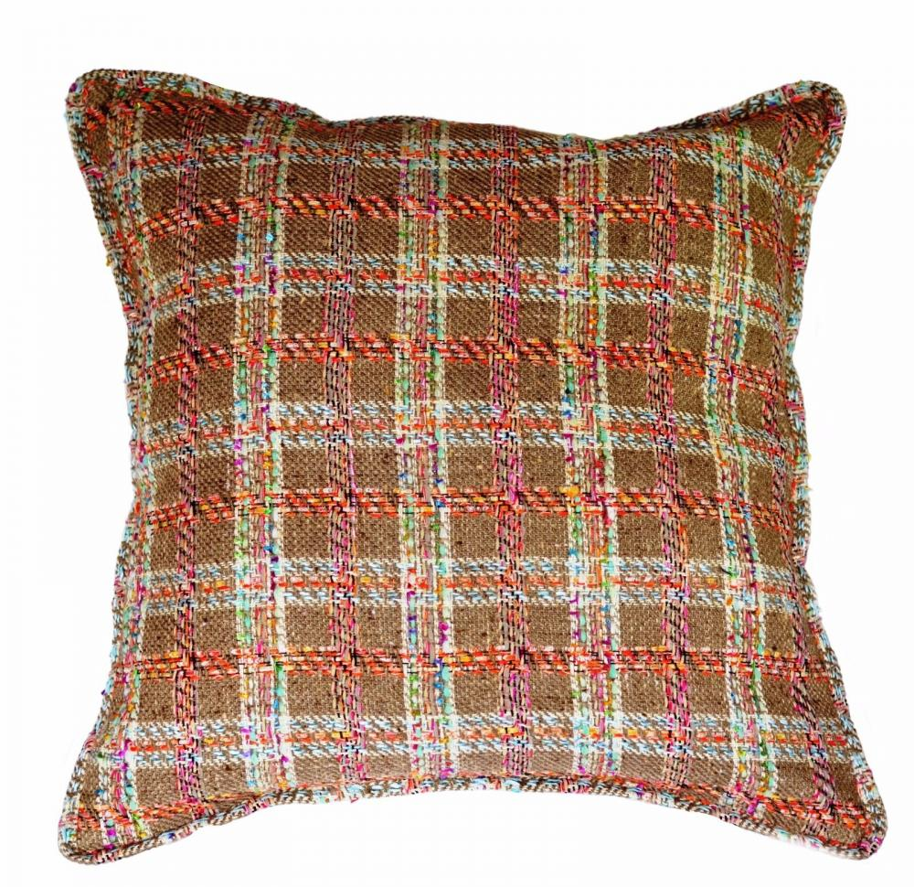 "Cushion ""Coco"" made of Haute Couture - Tweed"